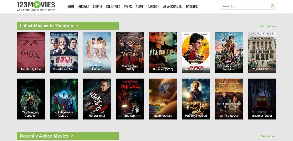 123 Movies - Best Putlocker Alternative