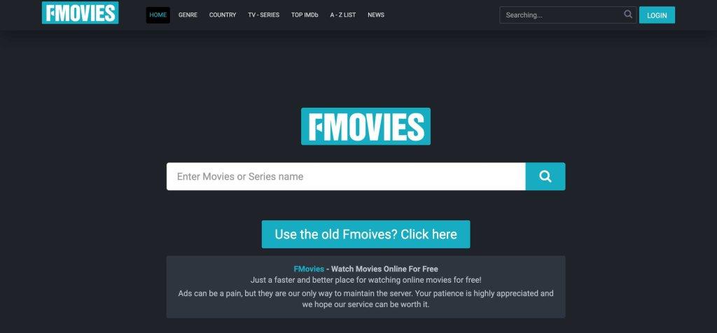 FMovies - Best Putlocker Alternatives