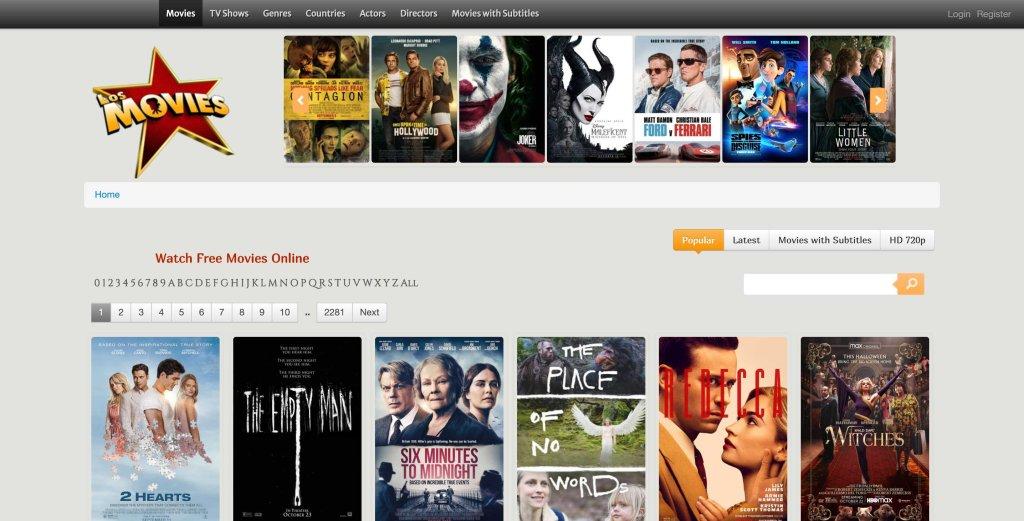 Los Movies -  - Best Putlocker Alternative
