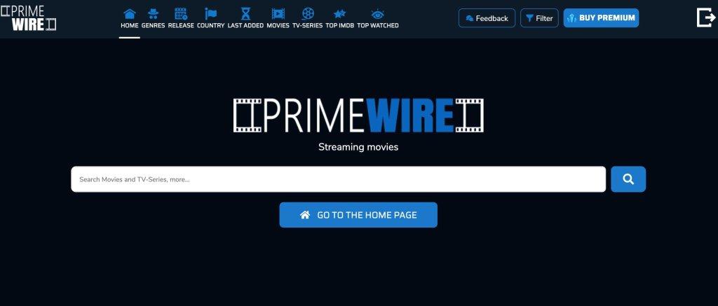 PrimeWire - Best Putlocker Alternatives
