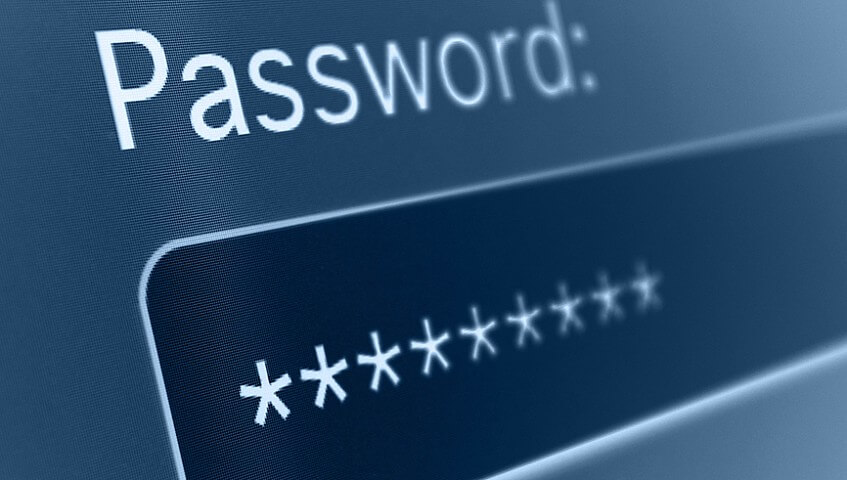 Password Management and Wireless Connections