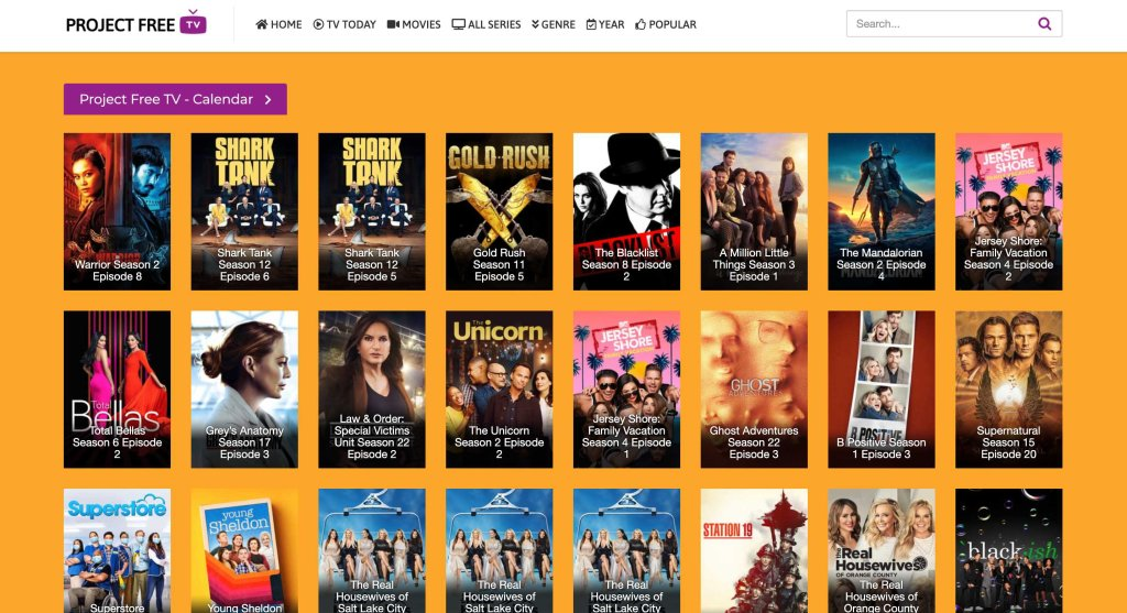 Project Free TV - – Best Flixtor Alternatives