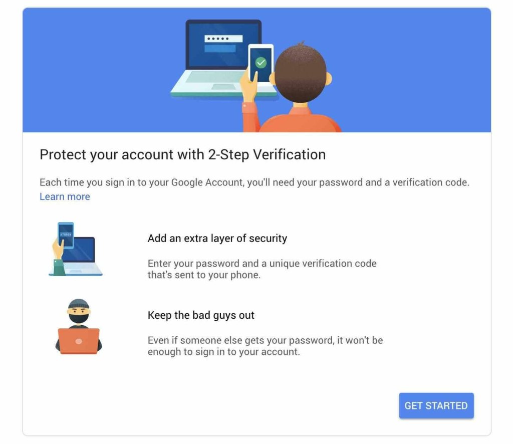 Two-Step Verification And Smart Lock