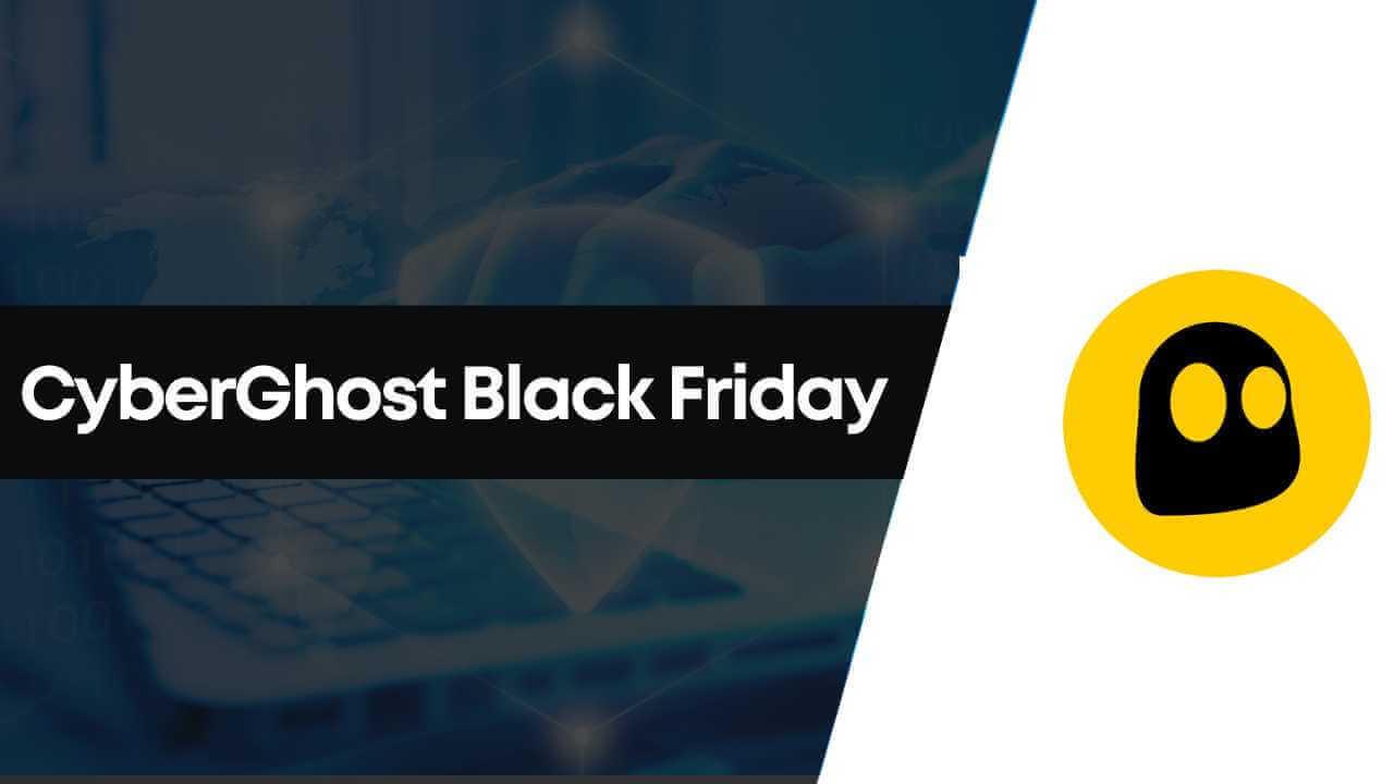 cyberghost, cyberghost black friday, cyberghost black friday deals